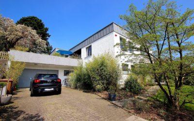 VERKAUFT / Modernes Einfamilienhaus mit Fernblick in Dortmund-Sommerberg