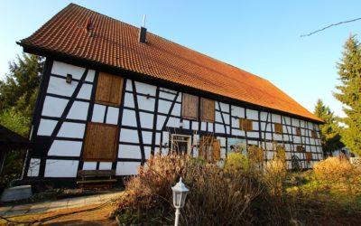 VERKAUFT / Bauernhof mit zwei Allzweckhallen in Witten-Annen