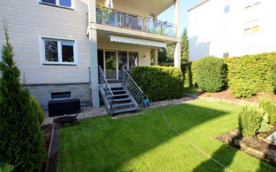 VERKAUFT / Hochwertige Erdgeschosswohnung mit eigenem Garten in Dortmund-Kirchhörde