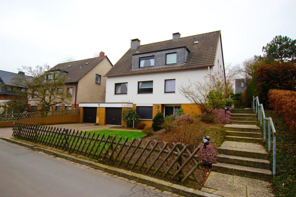 VERKAUFT / Zweifamilienhaus in bester Lage von Dortmund-Kirchhörde