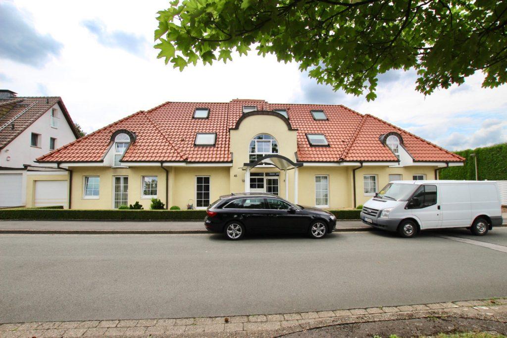VERKAUFT / Luxuriöse Eigentumswohnung in bester Lage von Dortmund-Lücklemberg