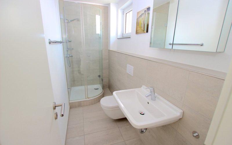 Einliegerwohnung Badezimmer