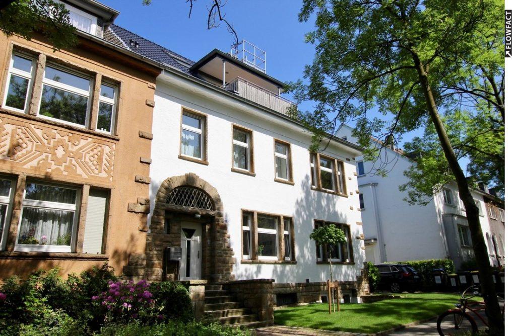 VERKAUFT / Hochwertige Dachgeschosswohnung in Dortmund-Innenstadt Ost