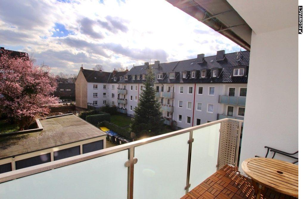 VERKAUFT / Schöne 4-Zimmer Eigentumswohnung in ruhiger Lage von Dortmund-Körne