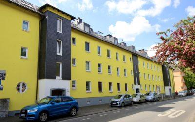 Großzügige Dachgeschosswohnung in südlicher Innenstadt von Dortmund