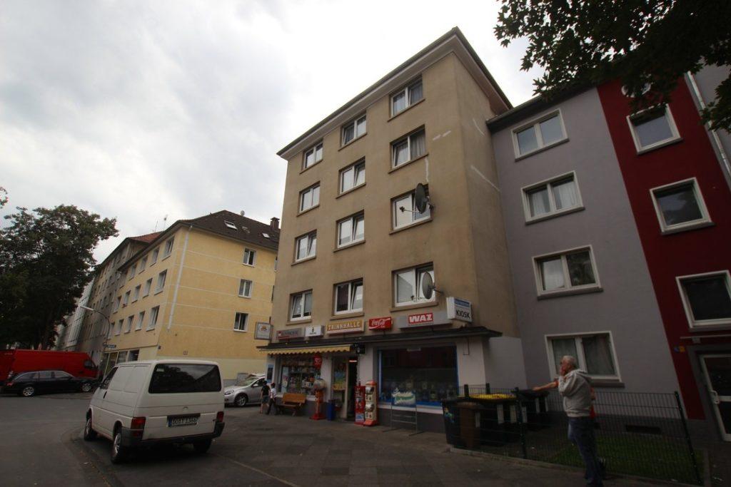 Schöne 2-Zimmer-Wohnung in Nähe des Dortmunder Hafens