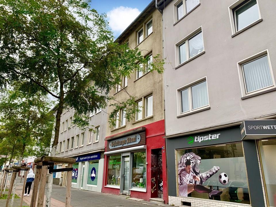 Wohn- und Geschäftshaus mit Potenzial in zentraler Lage von Dortmund