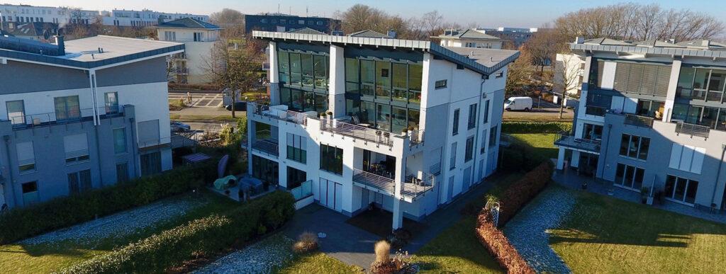Luxuriöses Penthouse mit unverbaubaren Fernblick in Dortmund-Stadtkrone Ost