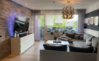 Moderne Wohnung mit Balkon in Dortmund-Huckarde
